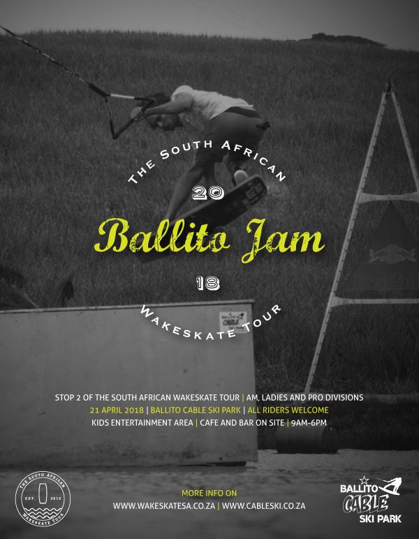 2018 Stop 2: Ballito Jam