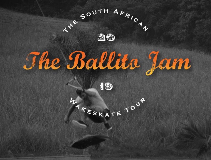 The South African Wakeskate Tour 2019 :: The Ballito Jam